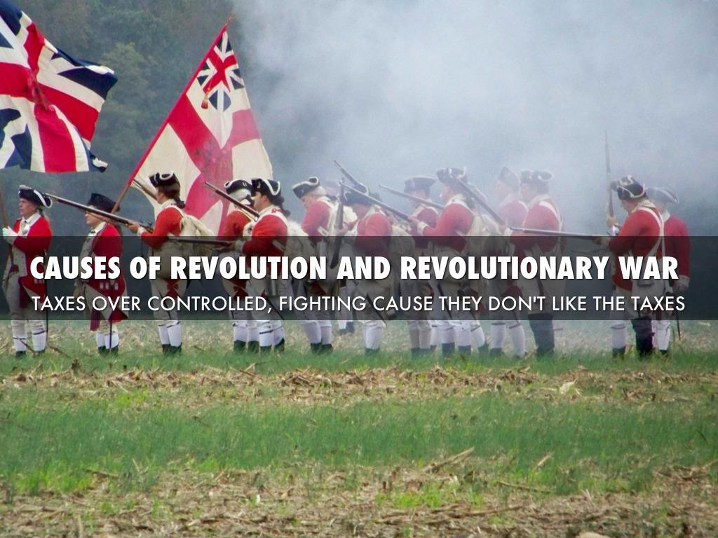 cause of revolution