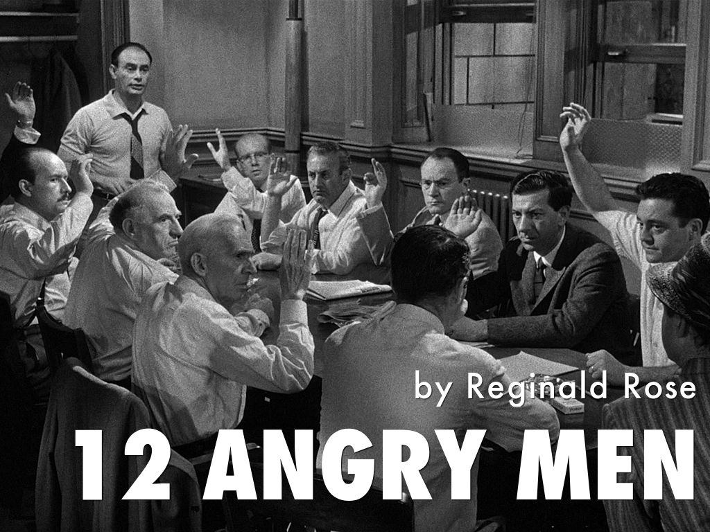 twelve angry men 2 essay Group dynamics in 12 angry men in the 1957 classic 12 angry men,  juror #2  is a small, quite man who is clearly unaccustomed to giving his.