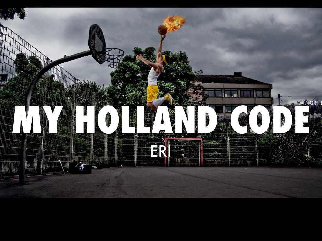 holland code