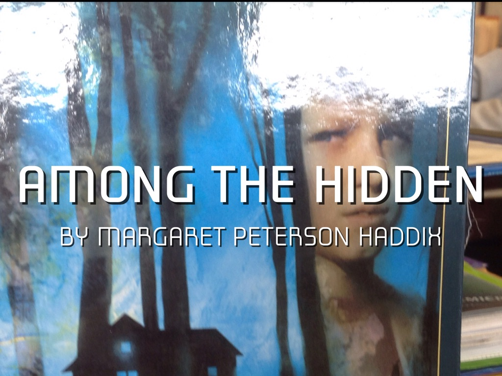 Vocabulary Words For Among The Hidden