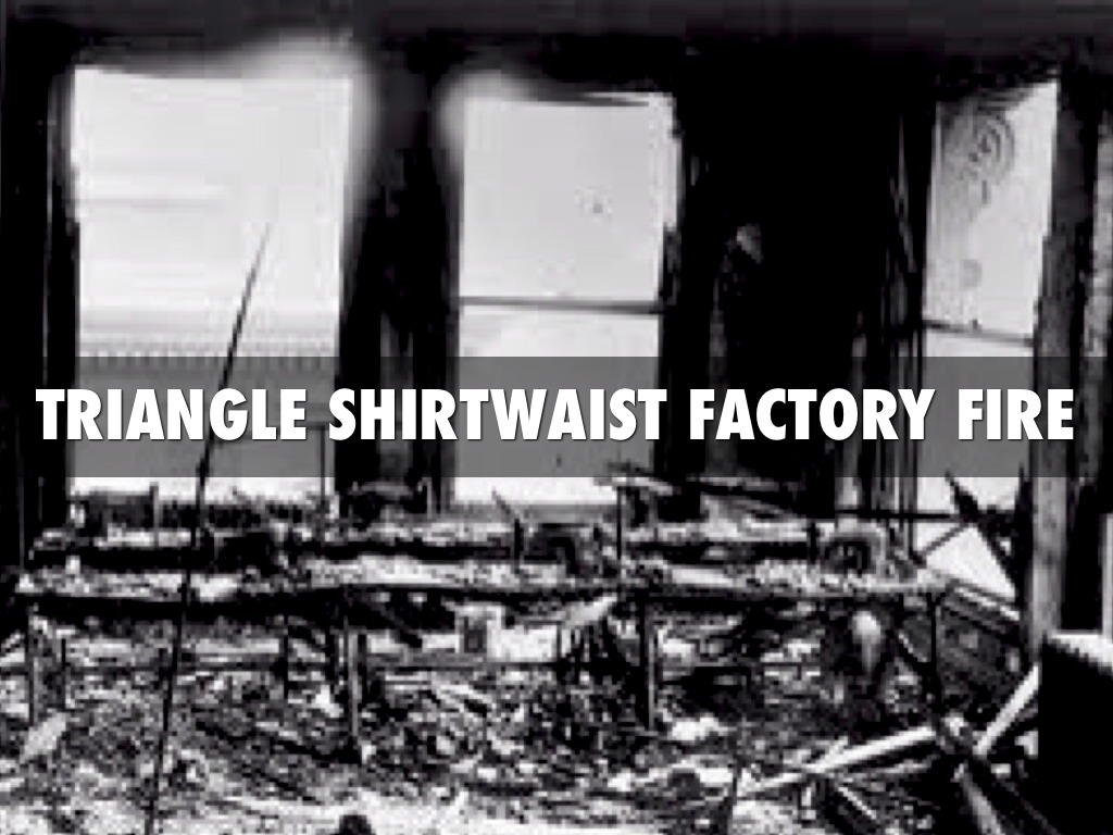 triangle shirtwaist company fire