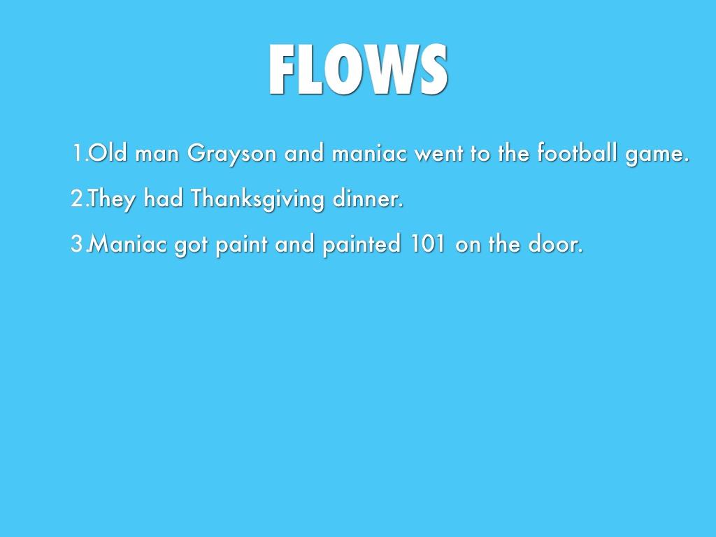 The Painted Door Figurative Language