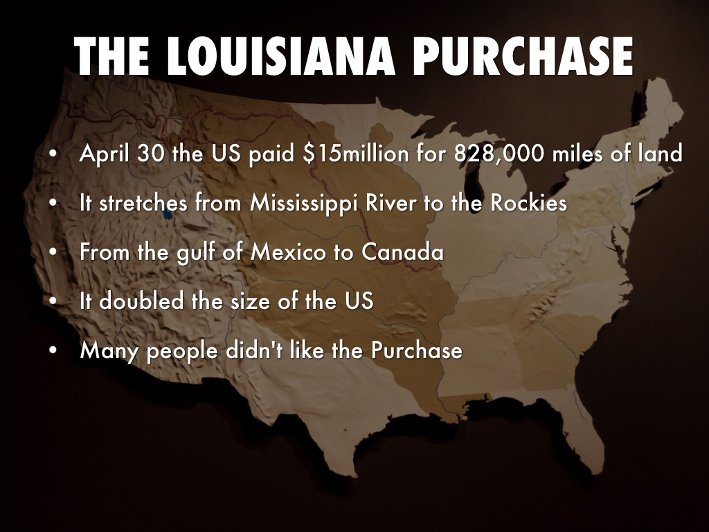 dbq the louisiana purchase It can be stressful enough planning an informal gathering, but we can thank the dbq essay on louisiana purchase edwardians for setting the bar pretty aautolocksmithcom.