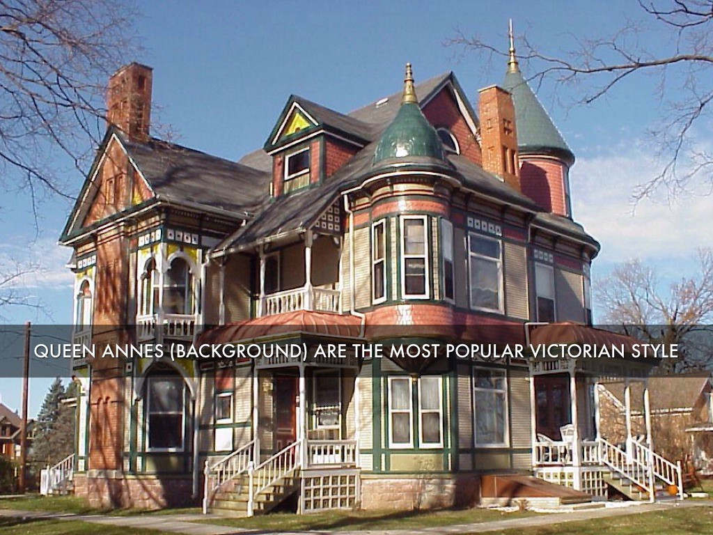 Victorian House Style (gothic) by Mackenzie lenk