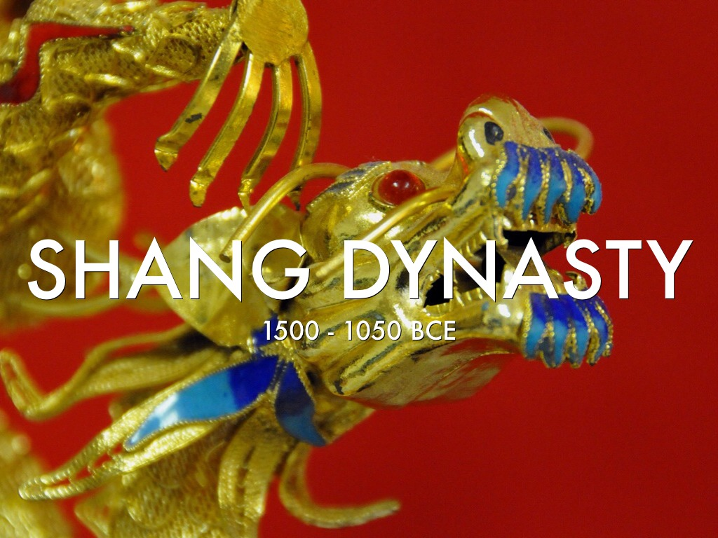 the shang dynasty The shang dynasty is regarded as the second dynasty to rule in china it is said  to follow the xia dynasty however, historians are uncertain if the xia was an.