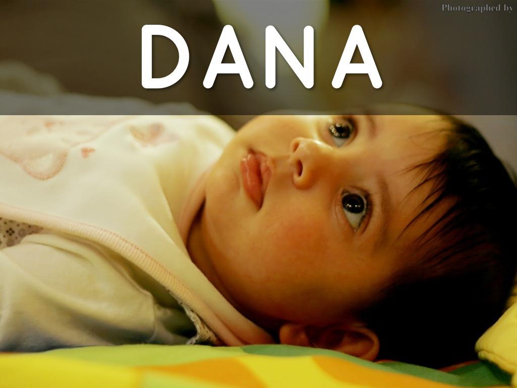 Dana's Journey