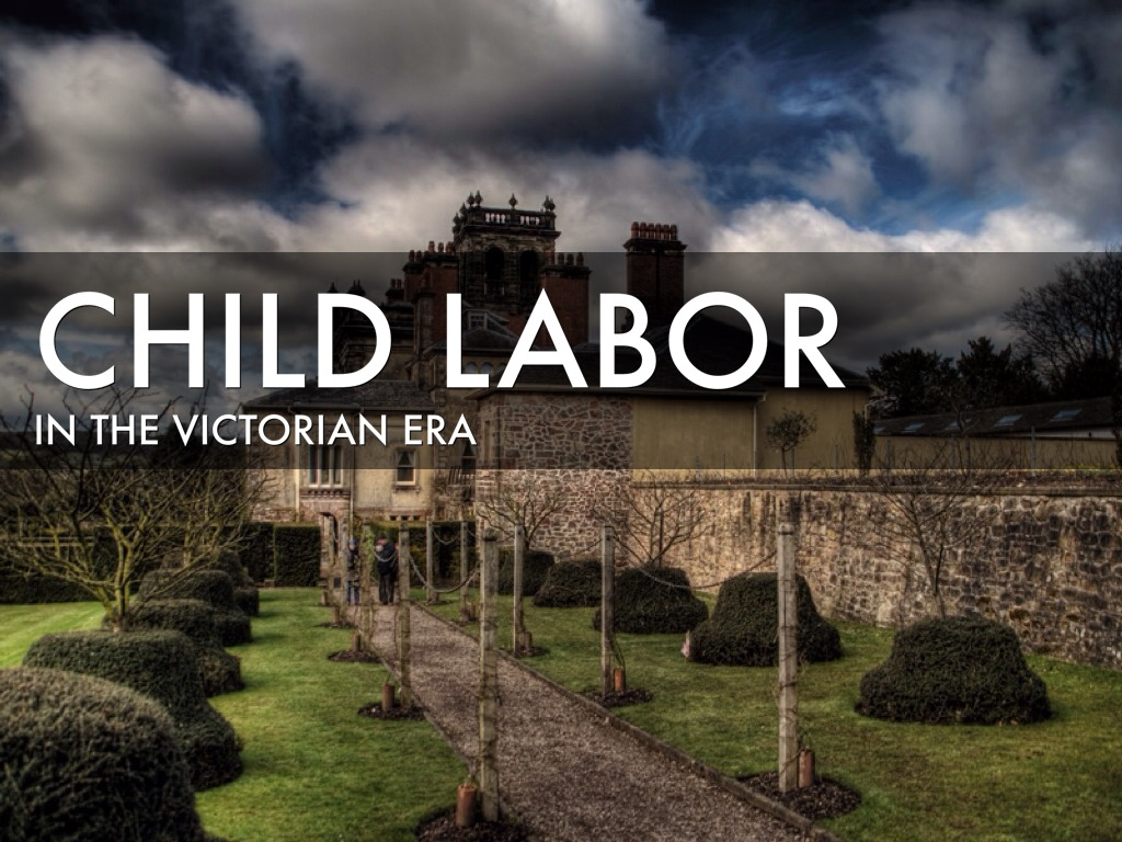 child labor in victorian engla Child labor in victorian england essaysthe report described the children as 'chained, belted, harnessed like dogsblack, saturated with wet, and more than half.