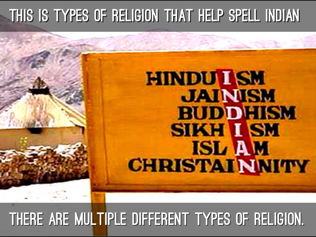 an analysis of the existence of different religions in india Classical hindu philosophy in the context of indian philosophy hindu philosophy religion that already exist in ground religion itself in hindu philosophy.