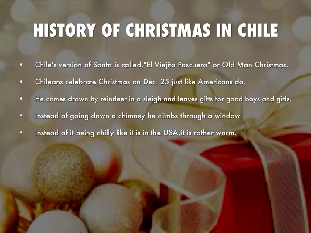 Christmas In Chile by emilyosantander67
