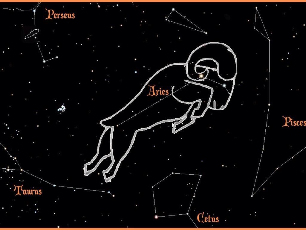 aries constellation within nebula - photo #27