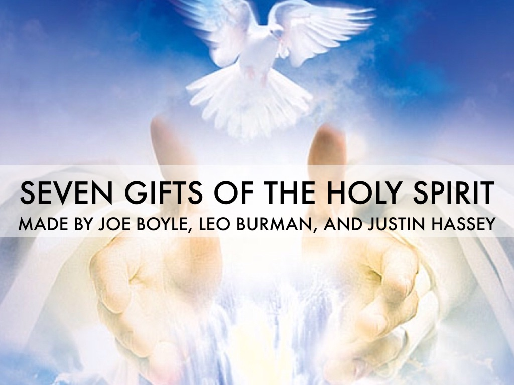 gift of the holy spirit Gift of the holy spirit: what every christian should know about the holy spirit [paul s ragan] on amazoncom free shipping on qualifying offers in gift of the holy spirit, paul ragan systematically explores the person, power, and mission of the holy spirit in the life of a christian.