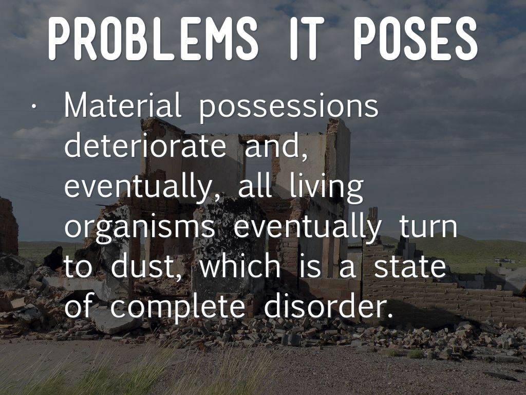 material possessions