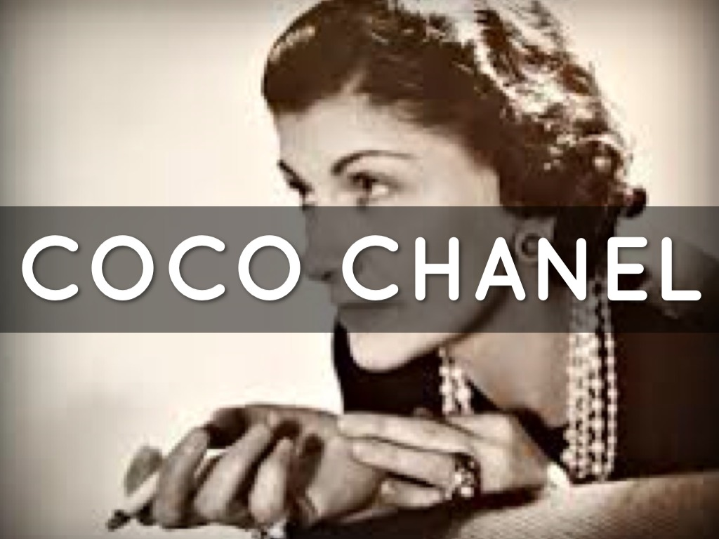 informative outline about coco chanel Coco chanel and fashion essay informative outline about coco chanel essay 1033 words   5 pages communication topic: coco chanel general purpose.