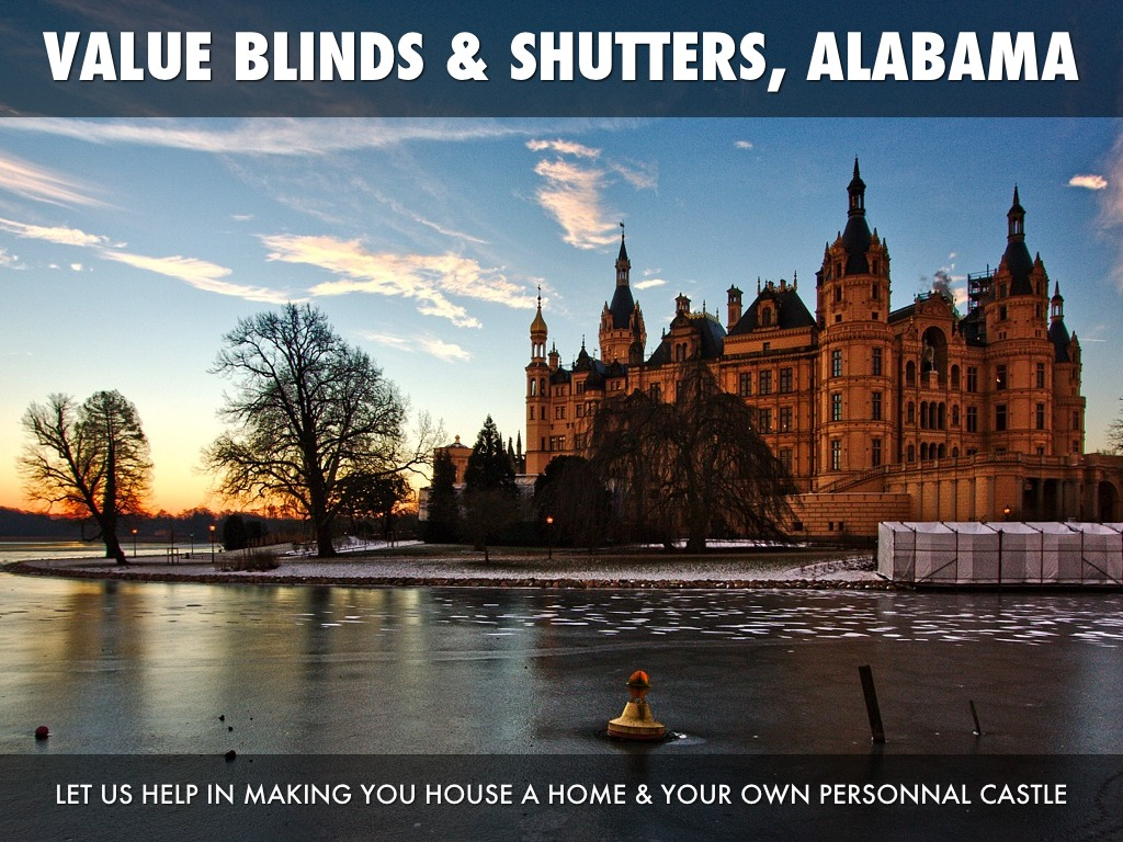 Value Blinds Shutters Alabama