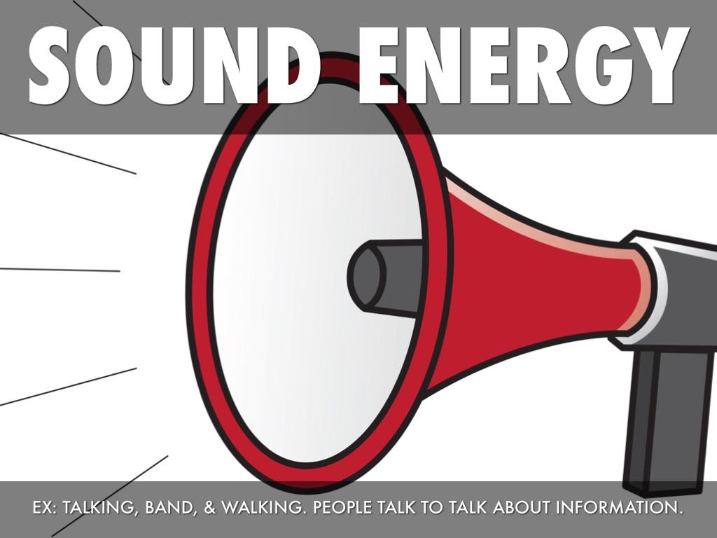 Electricity By Sound