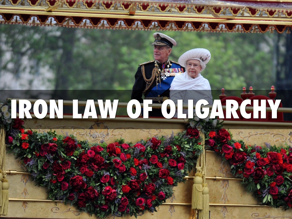 antidote for the iron law of oligarchy essay Which sociologist coined the term, iron law of oligarchy' robert michels samantha works in a place that is hierarchical in nature, has written rules, and has written communications and records.