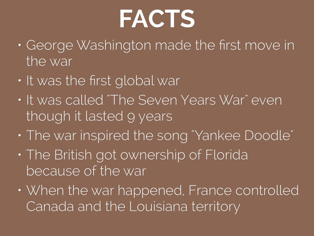 how did the french and indian As a result of the french and indian  where did the french and indian war take  in the french and indian war were great britain and france,.