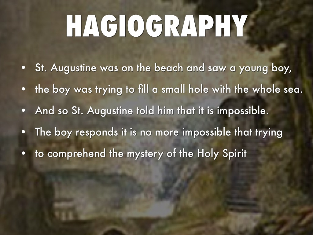 st augustine interpreting gods call essay A summary of the city of god in 's saint augustine (ad 354–430) perfect for acing essays, tests, and quizzes, as well as for writing lesson plans.