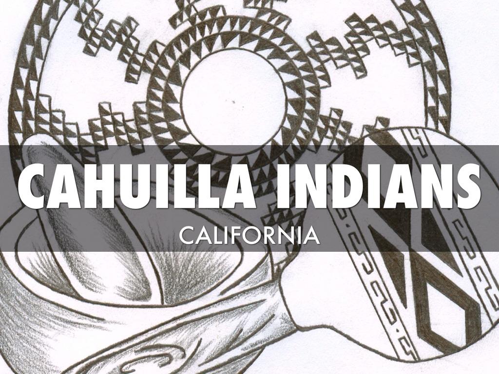 Cahuilla Tribe by Ryan Hernandez