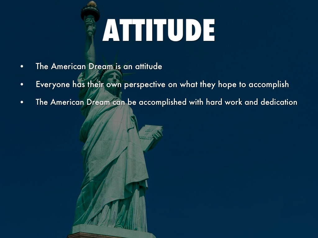 A sharp attitude toward american education