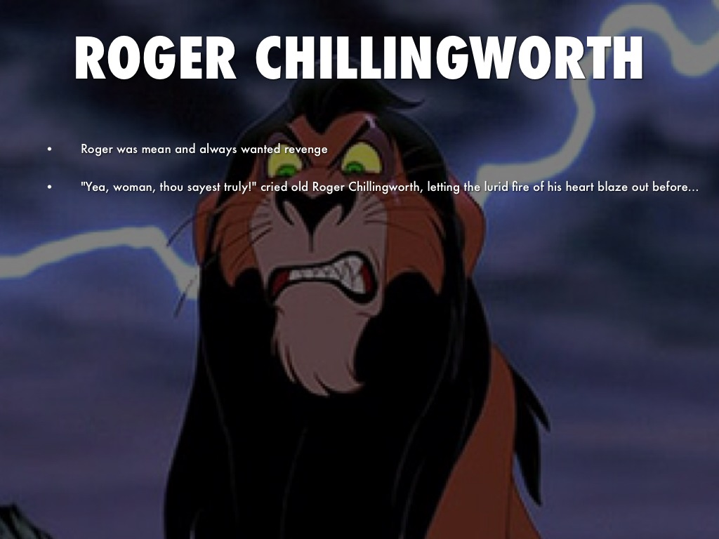 Essay: Chillingworth Is the Worst Sinner