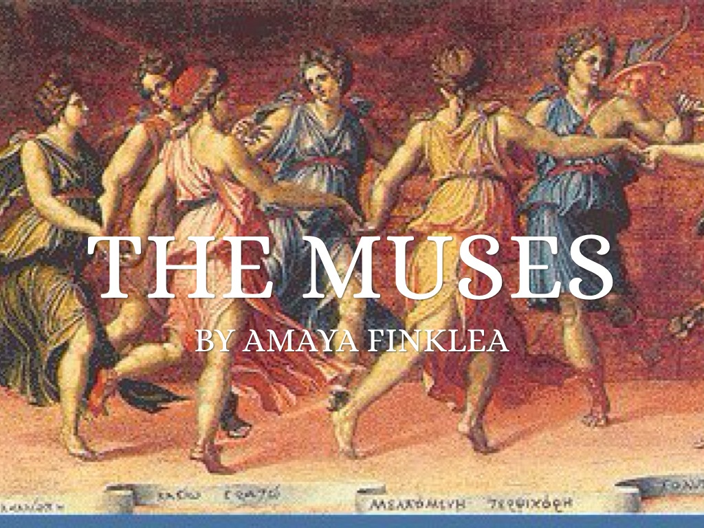 a description of the muses the greek goddesses Muse definition: if you muse on from old french, from latin mūsa, from greek mousa a muse word frequency greek mythology any of nine sister goddesses.