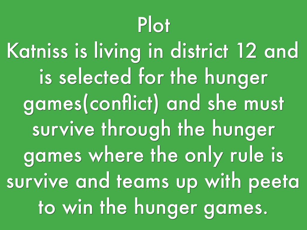 hunger games conflict essay Related post of conflict theory essay conclusion conflict theory essay conclusion (hunger games creative writing assignment) published by at 9 απριλίου 2018.