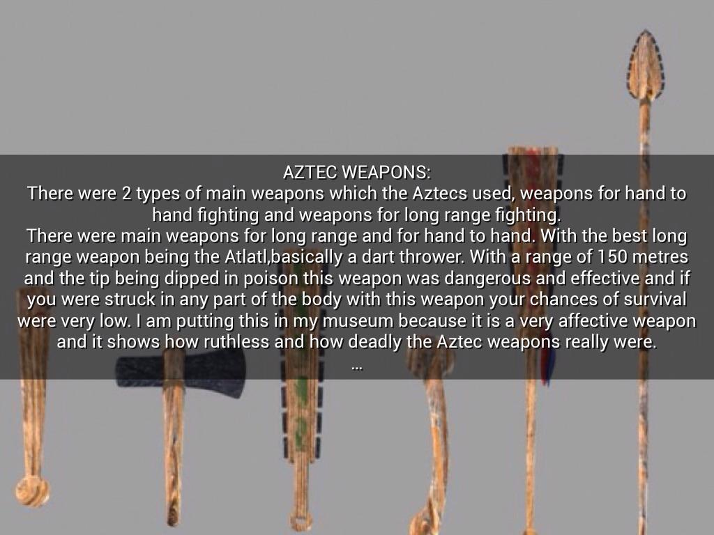 aztecs by fynn rackett