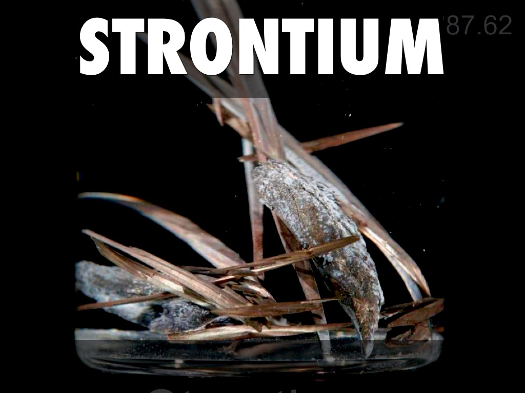 The gallery for --> Uses Of Strontium