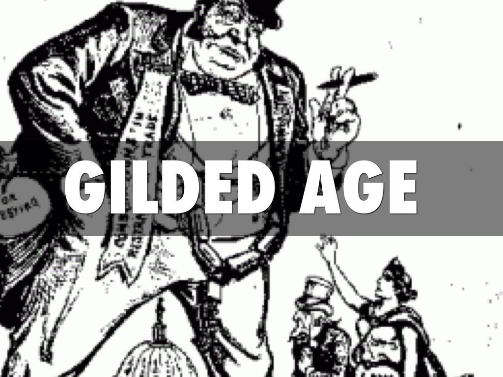 Gilded Age Social Issues by Jonas Bradshaw