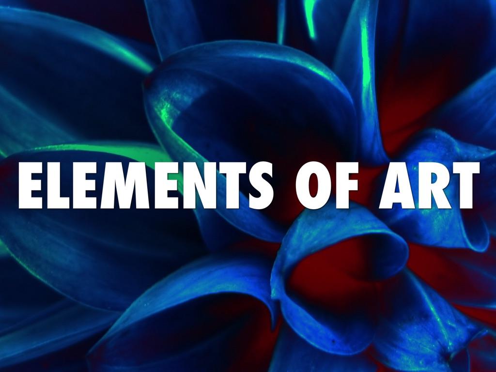 8 Elements Of Art : Haiku deck gallery art and design presentations templates