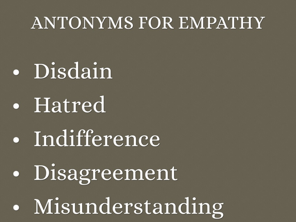 Empathy by sam gilbert synonyms for empathy biocorpaavc