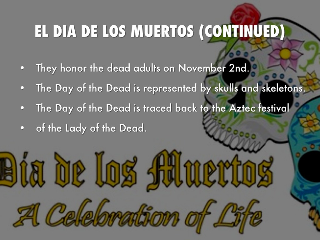 halloween vs day of the dead Halloween vs day of the dead camille reyes kevin calma compare & contrast what is day of the dead what is halloween halloween is about uswhat costume we are.