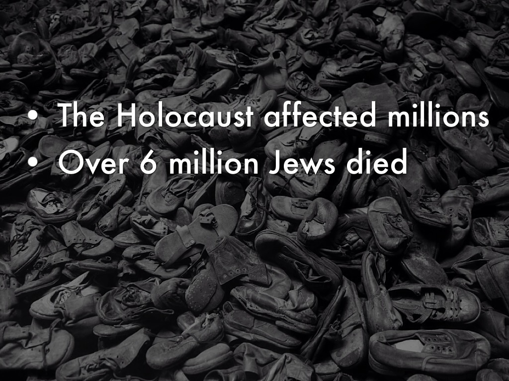 a summary of the holocaust The holocaust was the systematic, bureaucratic, state-sponsored persecution and murder of six million jews by the nazi regime and its collaborators.