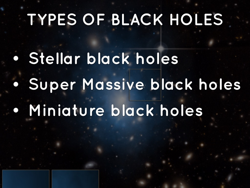 black hole projects - photo #39