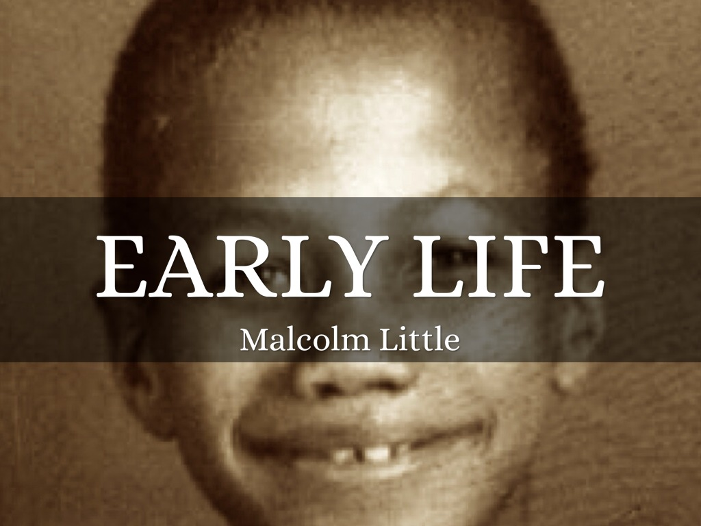 the early life and struggles of malcolm x In the struggle for dignity - july 11-november 24, 1964 - malcolm x: a life of reinvention - by manning marable.