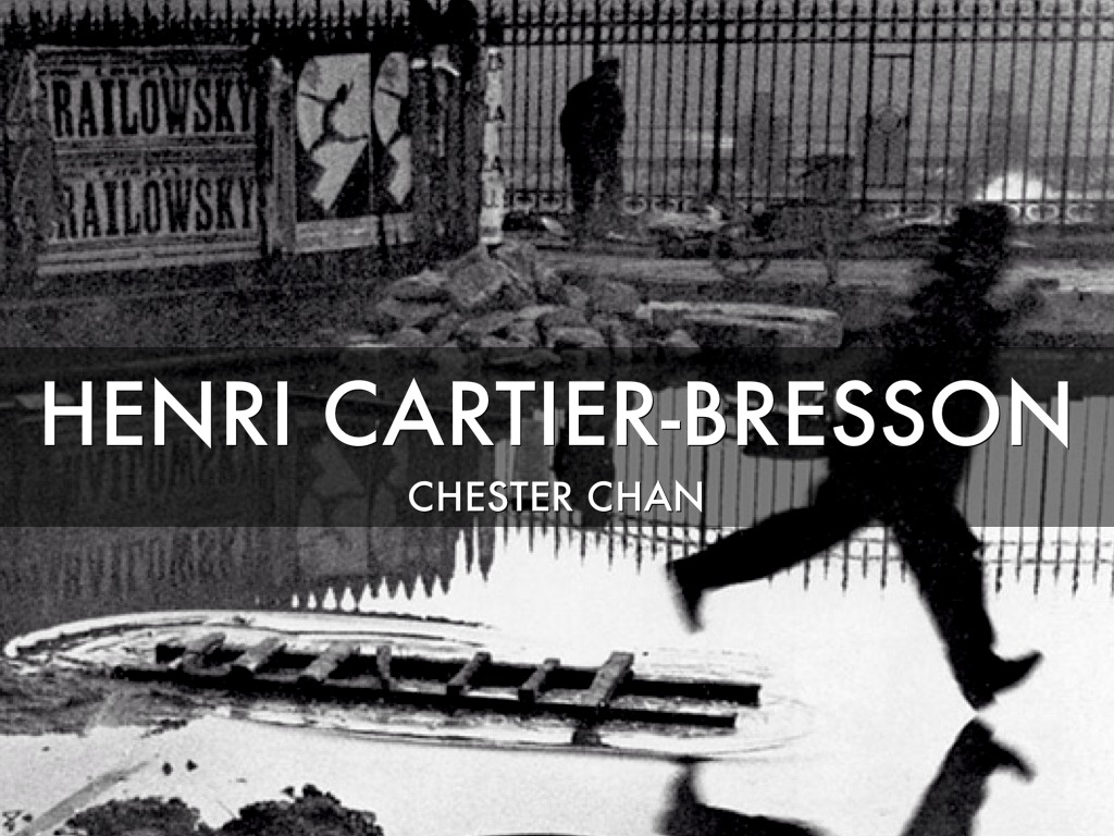 a biography of cartier bresson a french photographer He greatly contributed to the development of street photography  henri cartier- bresson was born in chanteloup-en-brie, france, in 1908  he was drafted by  the french army by a brief period of time, when he started to get.