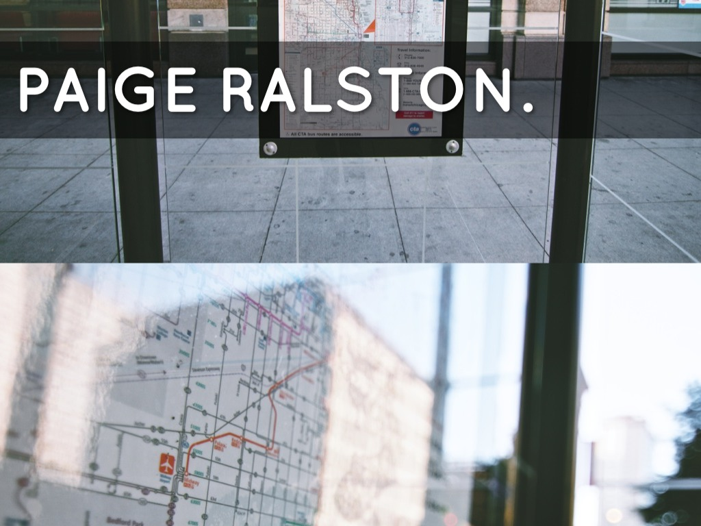 Mapsgpscompass By Paige Ralston