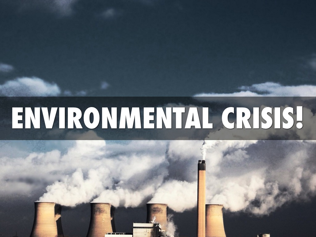 the environment of crisis on the Following a timeline of key events and a historical overview of the environmental crisis, topical essays examine each of the major areas of enviromental concern: our vanishing wilderness, pollution, overpopulation, and the long-term problem of how we can coexist with our environment without destroying it ready-reference features include.