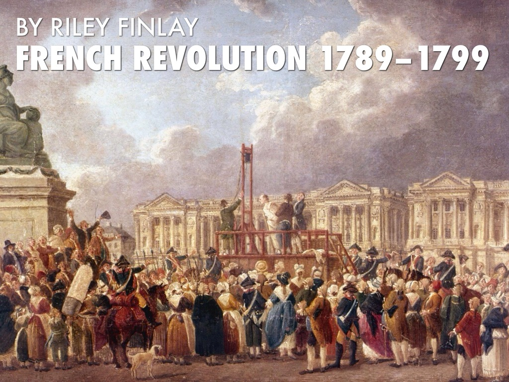 French Revolution by rilesiscool