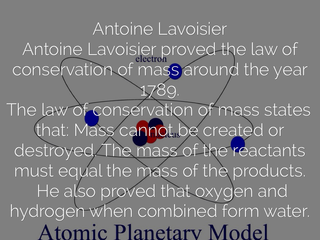Atomic Theory Timeline by Erica Rabine