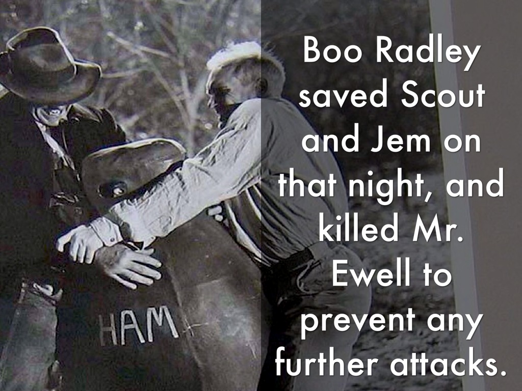 to kill a mockingbird jem and scout get attacked