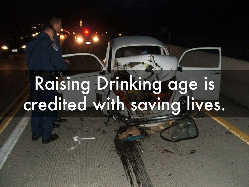 raising drinking age