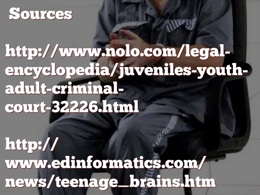 teenage crimes and juvenile psychopaths Why do we glorify serial killers and psychopaths psychopaths make up a very narrow i was young but i knew there was something odd about his crimes.