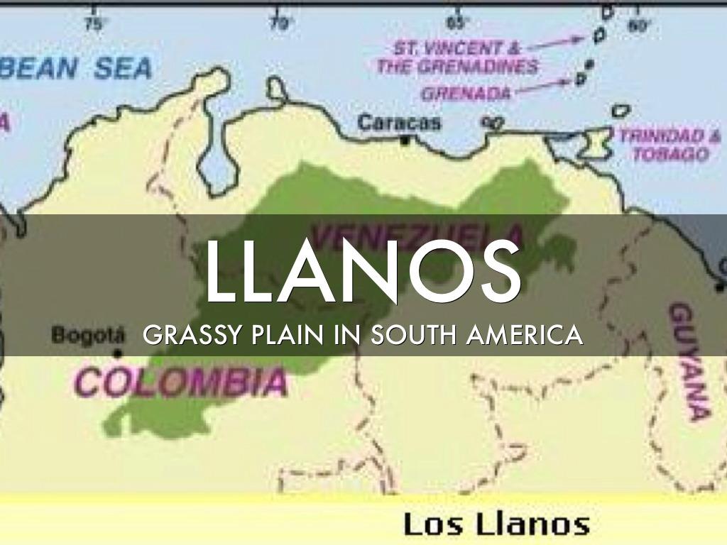 South America Terms By Jcalhoun - South america map gran chaco