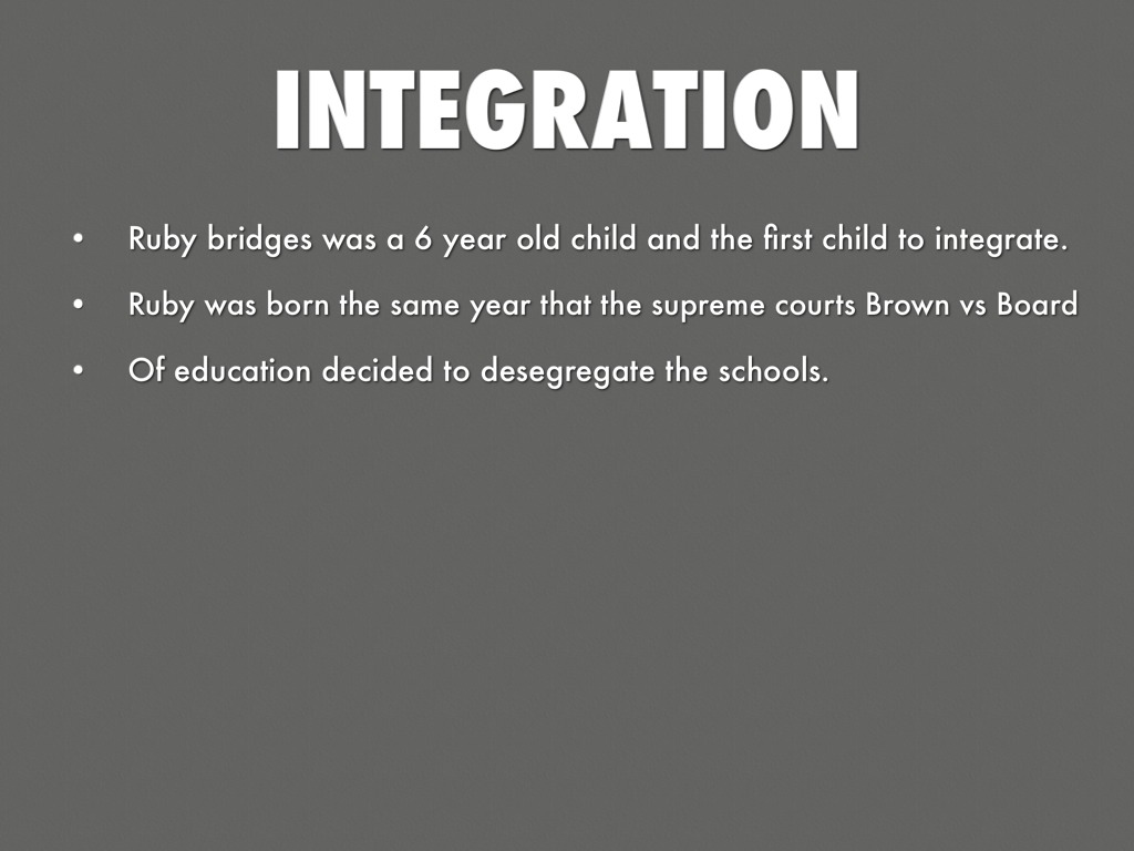 Ruby Bridges Quotes Search For Freedombrittany Wilson