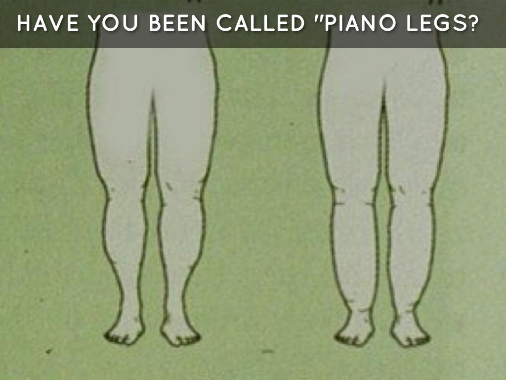 I have fat lower leg