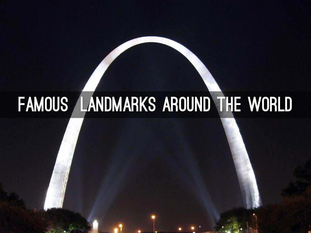 famous landmarks world - photo #37