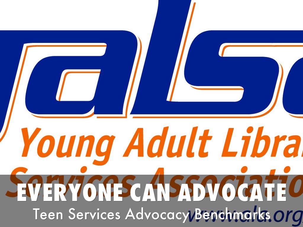 Everyone can Advocate