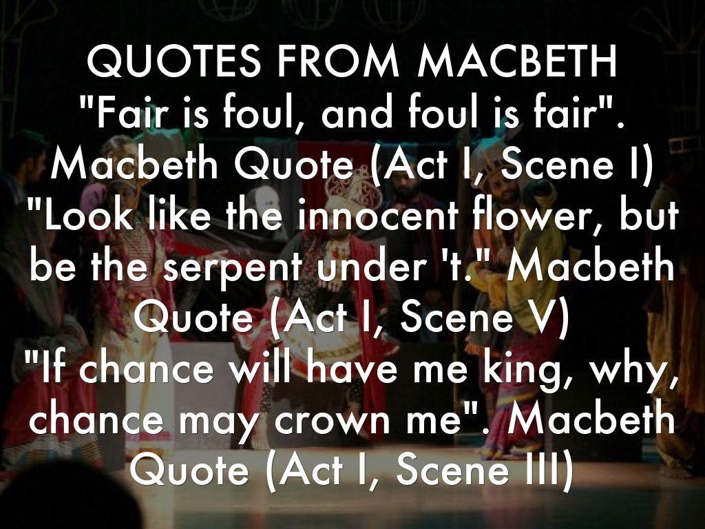 macbeths power In the tragedy of macbeth, the most prevailing theme is the shift in power in the relationships of the central character the main character of the play, macbeth, experiences a shift in control of his relationships as he gains more power.
